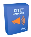 CITE Manager